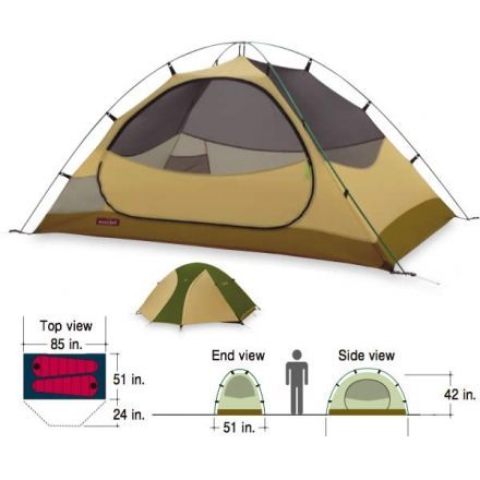 Mont Bell Thunder Dome 2 Tent - 2 Person 3 Season  sc 1 st  C&Saver.com & Mont Bell Thunder Dome 2 Tent - 2 Person 3 Season u2014 CampSaver