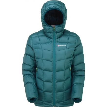 c8cd90384fb Montane North Star Lite Jacket - Women s -Zanskar Blue-Large