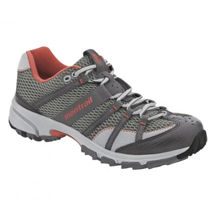Montrail Mountain Masochist II Shoe - Women's-6.5 US-Stainless/Corange