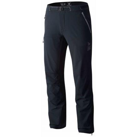 Mountain Hardwear Chockstone Alpine Pant - Men's-Black-XX-Large-Regular  Inseam
