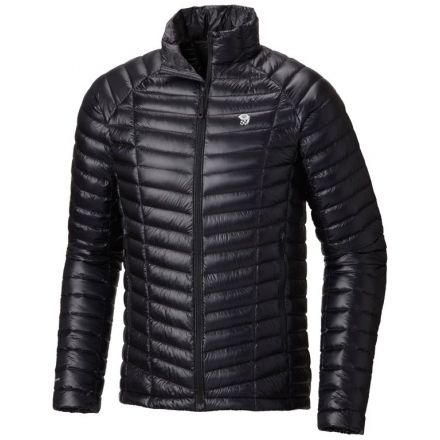 Mountain Hardwear Ghost Whisperer Down Jacket - Men's, Black, XXL  1560901099-XXL