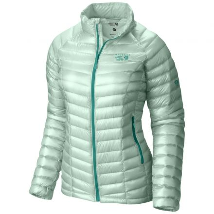 6847832fa5 Mountain Hardwear Ghost Whisperer Down Jacket - Women's -Sea Ice-Small —  CampSaver