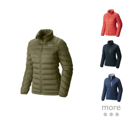 9b415411e24 Mountain Hardwear StretchDown Jacket - Women's, Up to 47% Off with ...