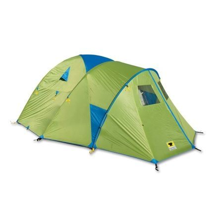 Mountainsmith Two-Door Multiperson 3-Season Tent Citron Green Conifer Fits  sc 1 st  C&Saver.com & Mountainsmith Conifer 5 Tent - 5 Person 3 Season 12-2014-12 with ...