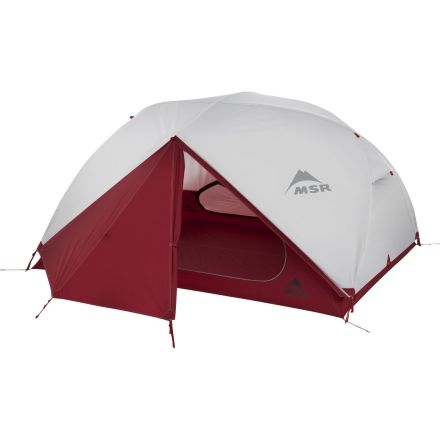 MSR Elixir Tent - 3 Person 3 Season footprint included White/Red  sc 1 st  C&Saver.com & MSR Elixir 3 Tent - 3 Person 3 Season 10312 with Free Su0026H u2014 CampSaver