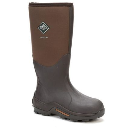 9db747e64ac1d Muck Boots Mens Wetland Boot Premium Field Boot with Free S&H ...