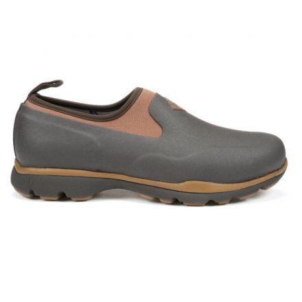 0c54ba6d3dfb4 Muck Boots Mens Excursion Pro Low Cool Versatile Outdoor Shoe, Bark,Otter,  11