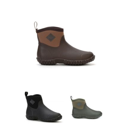 4c90e0b6b Muck Boots Mens Muckster 2 Ankle Muck Outdoor Casual Boot