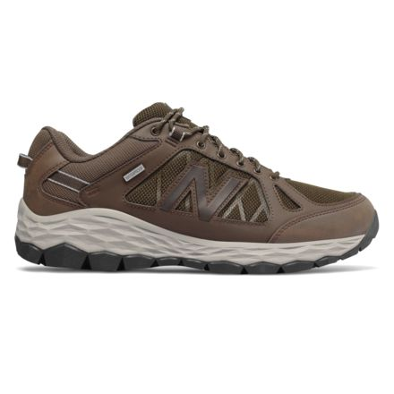 b79db29d33025 New Balance 1350W1 Hiking Boots & Shoes - Men's, Chocolate Brown/Team Away  Grey