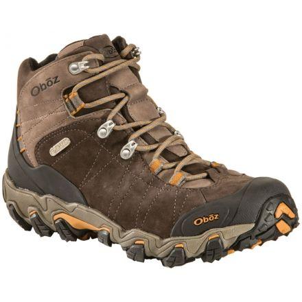 Oboz Bridger BDry Hiking Boot - Men's-Sudan-Wide-14