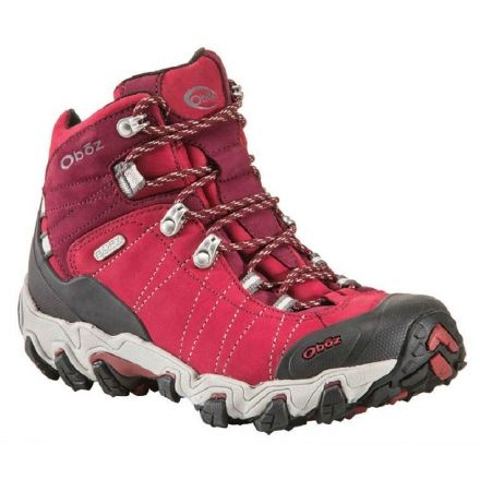 Oboz Bridger Mid BDry Hiking Boot (Women's) TkmWP