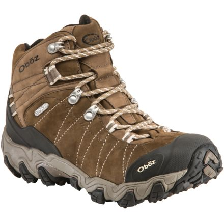 ddfa6368e53 Oboz Bridger Mid BDry Hiking Boot - Womens