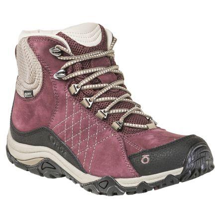 9d38ef61c3b Oboz Sapphire Mid B-DRY Casual Shoe - Womens