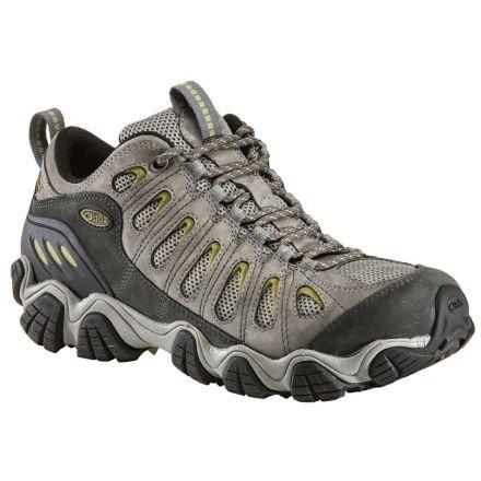 Sawtooth Low Hiking Shoe Mens 10 US Pewter