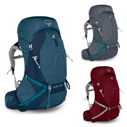 b7eedb99e1 Osprey Aura AG 50 Backpack - Women s with Free S H — CampSaver
