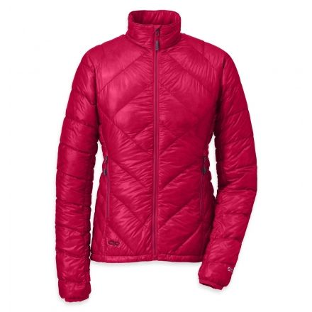 02480bf1b4d7f Outdoor Research Filament Jacket - Women s-Desert Sunrise Mulberry-Large