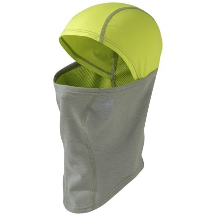87042f734a2 Outdoor Research Shiftup Balaclava-Pewter Lemongrass-S M