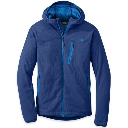 ab73101b69b Outdoor Research Uberlayer Hooded Jacket - Mens 2430880565006