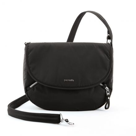 Pacsafe Stylesafe Anti Theft Crossbody Women S Bag 4l Black 20600100