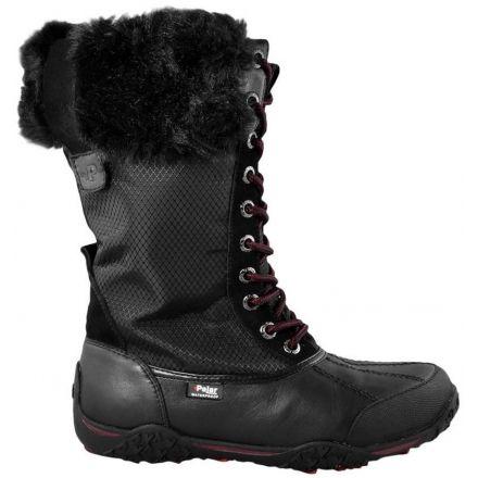 ed415f8f5b93 Pajar Genevieve Winter Boot - Women s-Black Black-Medium-41
