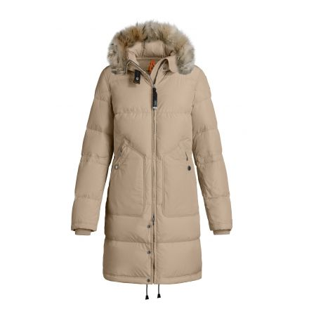 Parajumpers Light Long Bear Parka - Womens, Cappuccino, Extra Small 17WMPWJCKHF33-17WP07-