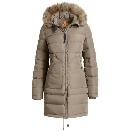 906491eff73f Parajumpers Light Long Bear Parka - Women s-Cappuccino-X-Small