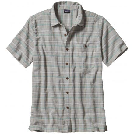 Patagonia A/C Short Sleeve Shirt - Men's, Up to 40% Off — CampSaver