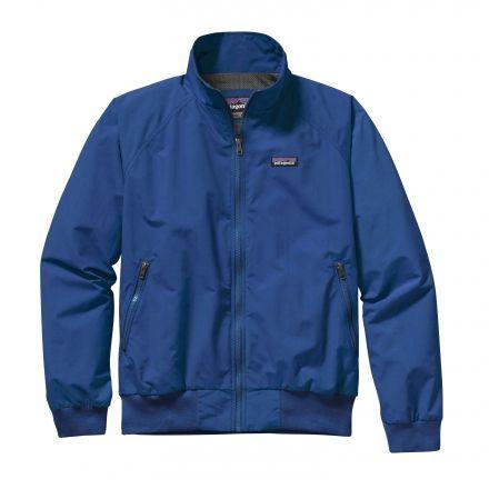 0d0e65e083 Patagonia Baggies Jacket - Men s-Superior Blue-Small