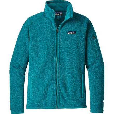 Patagonia Better Sweater Jacket - Womens — CampSaver
