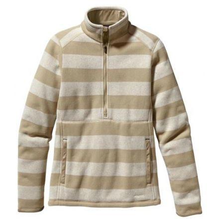 Patagonia Better Sweater Stripe Marsupial Womens Campsaver