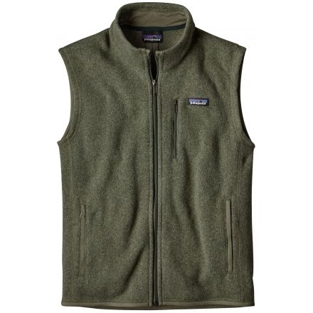 Patagonia Better Sweater Vest Mens Campsaver