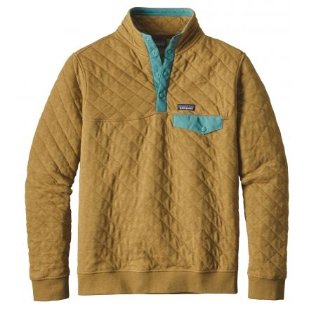 Patagonia Cotton Quilt Snap T Pullover Men S Campsaver