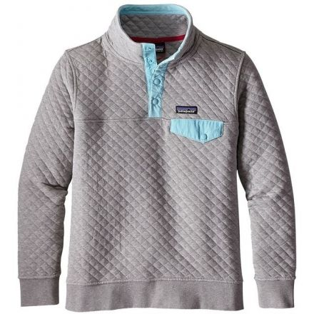 Patagonia Cotton Quilt Snap T Pullover Women S Campsaver