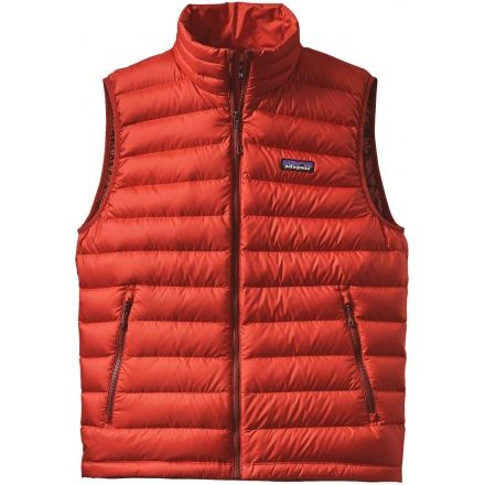 Patagonia Down Sweater Vest - Mens | Men's Down Insulated Vests ...