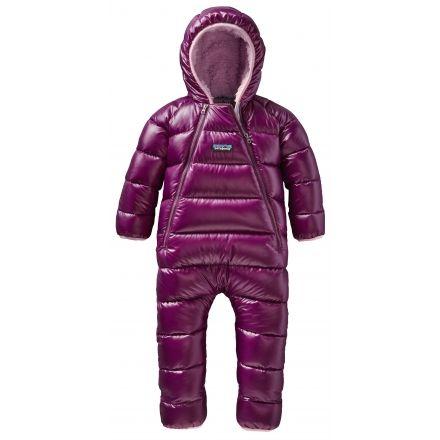 Patagonia Hi Loft Down Sweater Bunting Baby Campsaver
