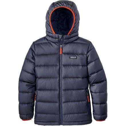 Patagonia Boys Hi Loft Down Sweater Hoody