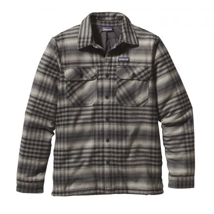 Patagonia Insulated Fjord Flannel Jacket - Mens