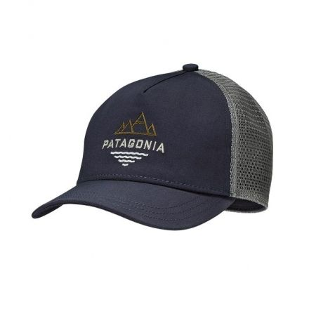 Patagonia Peak to Paddle Layback Trucker Hat - Womens-Smolder Blue 4817834e25a7