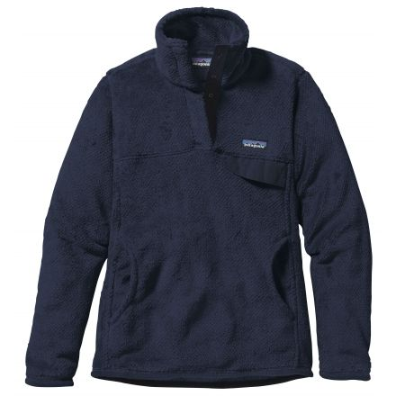 012306019 Patagonia Re-Tool Snap-T Pullover - Women's-Small-Navy Blue/