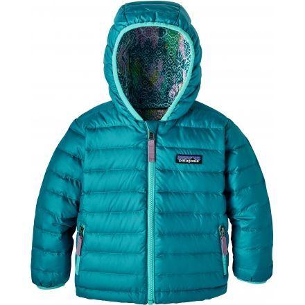 Patagonia Reversible Down Sweater Hoody Baby Campsaver