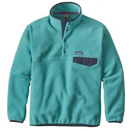 Patagonia Synchilla Snap-T Pullover - Men s-X-Large-Mogul Blue c31996dd8
