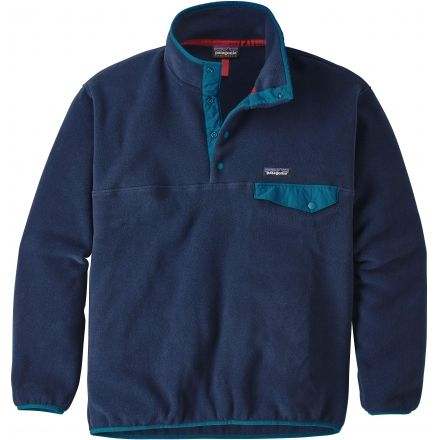 Patagonia Synchilla Snap-T Pullover - Mens | Lightweight Fleece ...