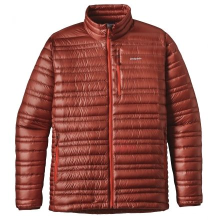 67ed3ace7 Patagonia Ultralight Down Jacket - Mens — CampSaver