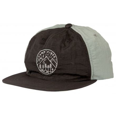 Poler Slumber Nylon Floppy Hat-Black-One Size 1bcced99bde