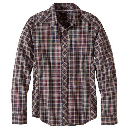 d307965a3a7 Prana Archer Long Sleeve Shirt - Mens — CampSaver