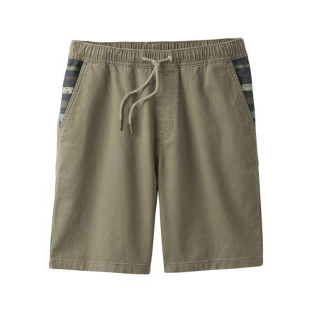 87dffeaca4 prAna Sanger Camp Short - Mens, Dark Khaki, Small, M31191495 -293-