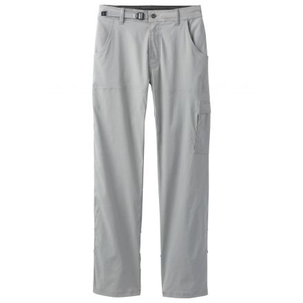 3c9abbde prAna Stretch Zion Pant - Men's, Grey, 40 Waist, Regular Inseam, M4ST32116