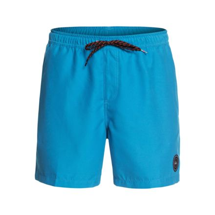 2335601899 Quiksilver Everyday 17 Inch Volley Boardshorts - Mens, Fjord Blue, Medium,  EQYJV03406-