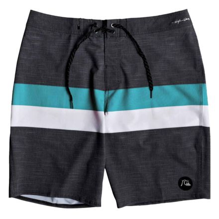 df459c1aa5 Quiksilver Highline Seasons 20 Inch Boardshorts - Mens, Turquoise, 32,  EQYBS04085-BLY6