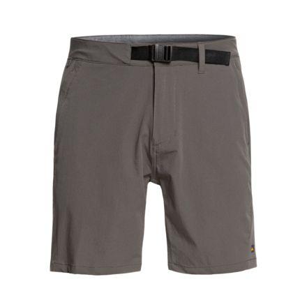 9146f926ec Quiksilver Waterman Venture 19 Inch Amphibian Boardshorts - Mens, Dark  Shadow, 30, EQMWS03090
